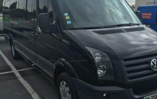 Location minibus de tournée